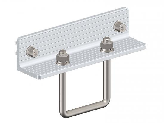solar mounting aluminum rail connector